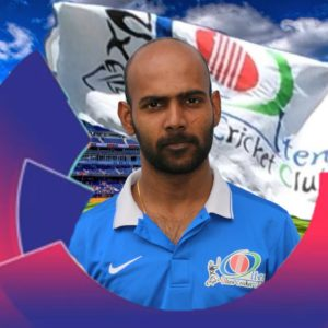 Team Player Jasotharan Thirunavukarasu