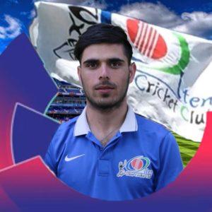 Team Player Malyar Stanikzai