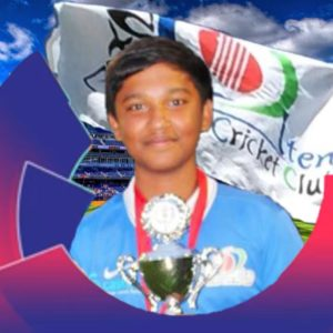 Team Player Roshan Karunamoorthy