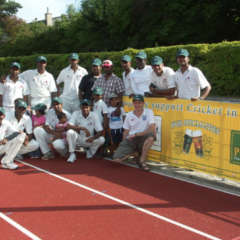 Swiss Mr. Pickwick T20 Cricket Cup 2010 Runners-Up