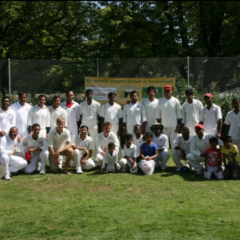 Swiss Mr. Pickwick T20 Cricket Cup 2012 Runners-Up