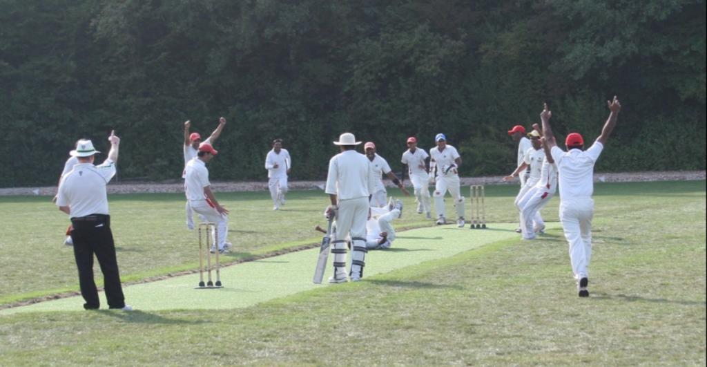 Cricket Switzerland Premier League 2012 Runners-Up