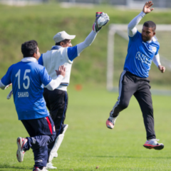 Cricket Switzerland Premier League 2016 Runners-Up