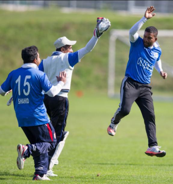Cricket Switzerland Premier League 2016 Runners-Up