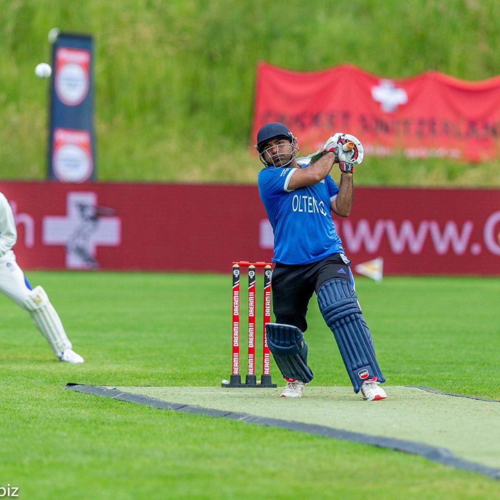 Dream11 European Cricket Series St. Gallen|Day 1