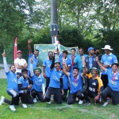Swiss Mr. Pickwick T20 Cricket Cup Champions 2020
