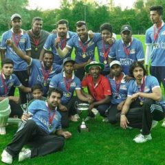 Swiss Mr. Pickwick T20 Cricket Cup Champions 2017