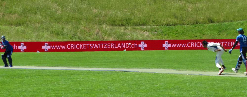 Dream11 European Cricket Series St. Gallen|Day 3 |