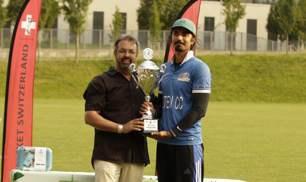 SwissT10 Cup 2020 / We won the trophy