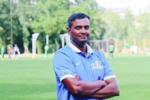 Assistant Coach Mohamed Sufiyan Sheeraz