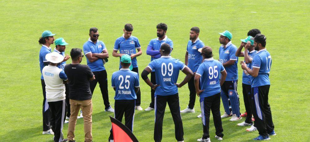 Dream11 European Cricket Series St.Gallen