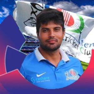 Team Player Usman Ali