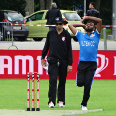 Dream11 European Cricket Series St. Gallen / Day 2