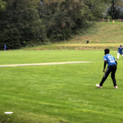 Swiss T20 Quarter-Final: Zurich Crickets CC VS Olten CC