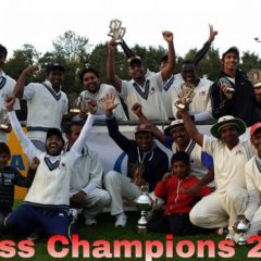 Cricket Switzerland Premier League Champions 2013