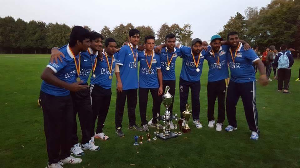 We are Champion of Dantam cup 2016