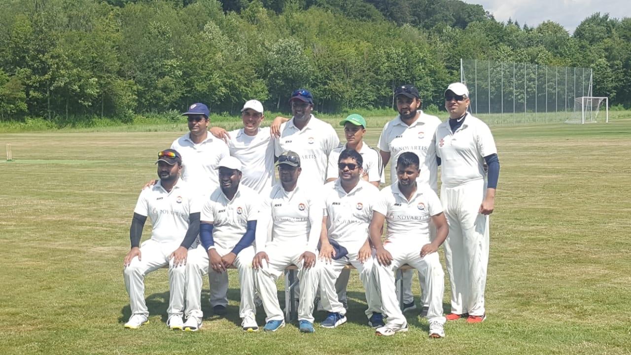 Novartis Cricket Club