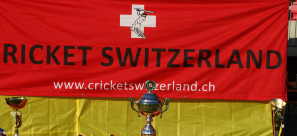 Cricket Switzerland Premier League 2018 Runners-Up
