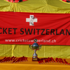 Cricket Switzerland Premier League 2018 Runners-Up